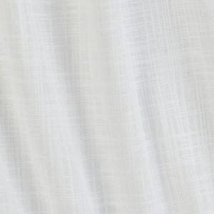Ellos Struktur Puuvillakangas / M Valkoinen