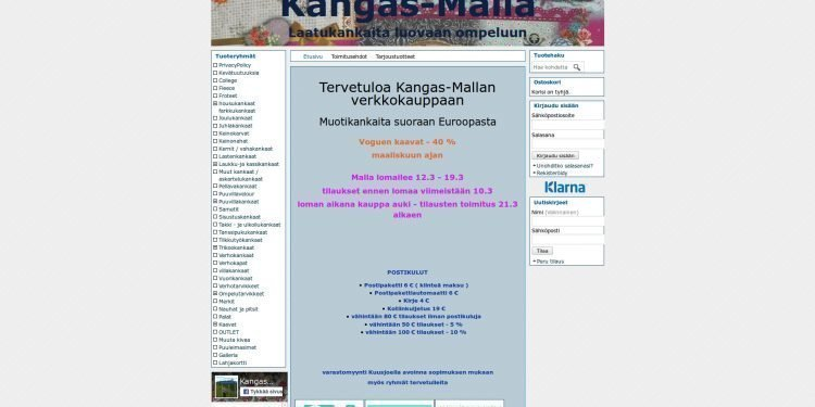 Kangas-Malla